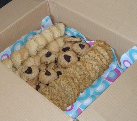 Moja záľuba - Zdravé sušienky
