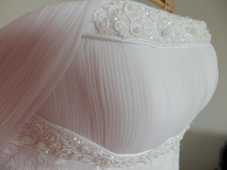 Destino svadobne šaty značky La Sposa - Obrázok č. 3