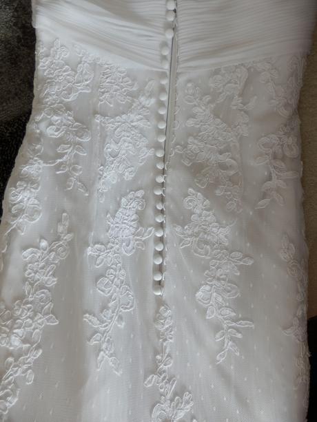 Destino svadobne šaty značky La Sposa - Obrázok č. 2