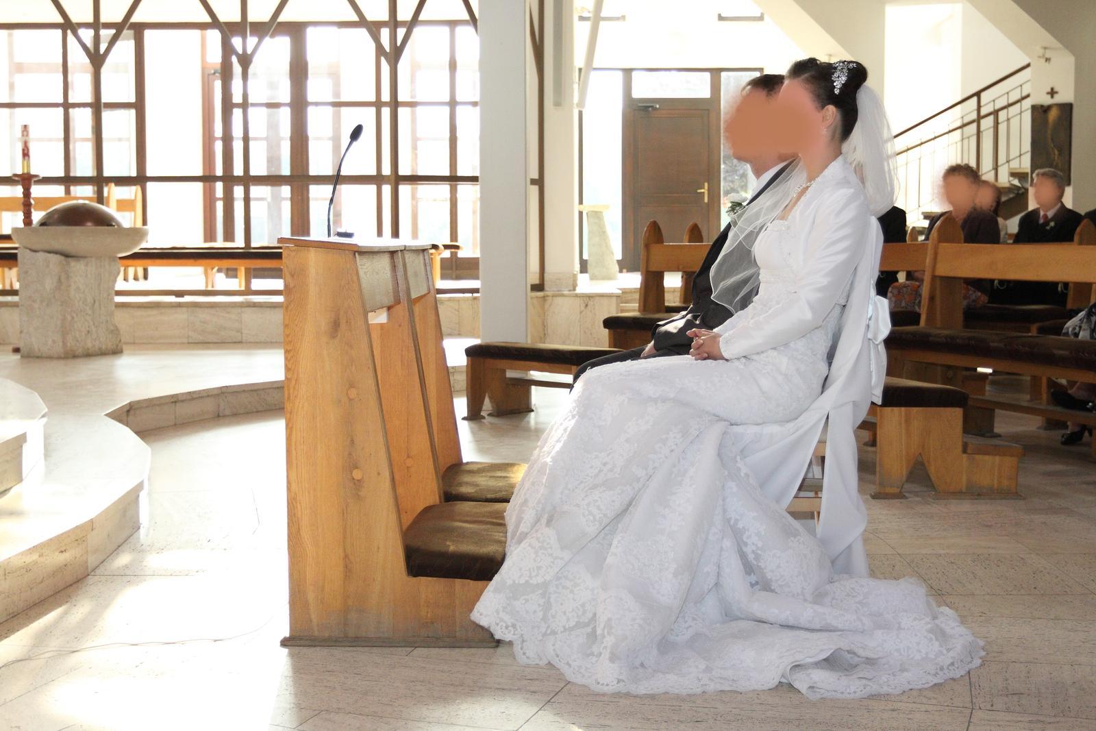 Destino svadobne šaty značky La Sposa - Obrázok č. 1