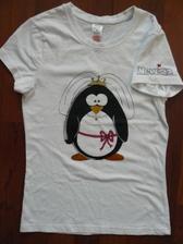 Moje tričko na převlečení...