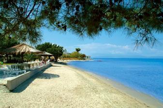 svatební cesta bude tady- Thassos Řecko