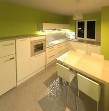 kuchyna navrh