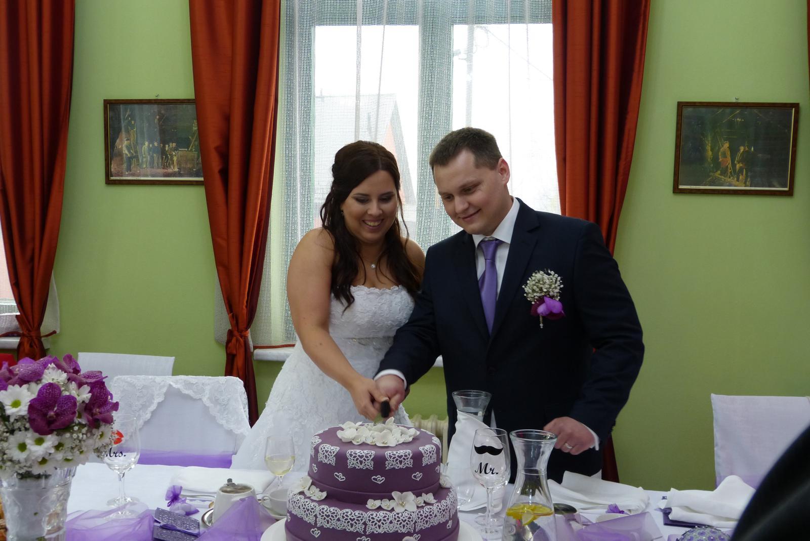 Na naší svatbu jsme... - Obrázek č. 1