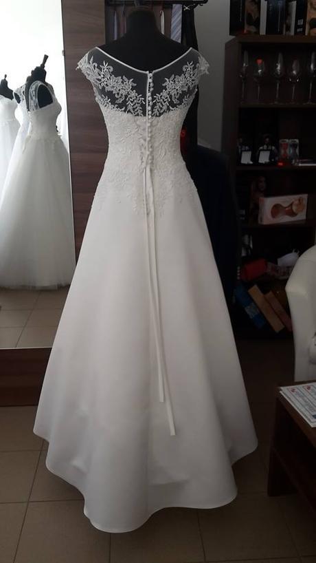 Romantické svadobné šaty - Obrázok č. 2