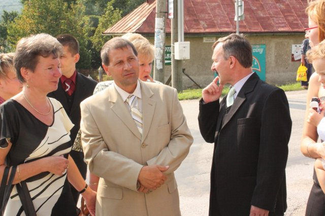 michaela{{_AND_}}miroslav - mamka, tatko a krsny