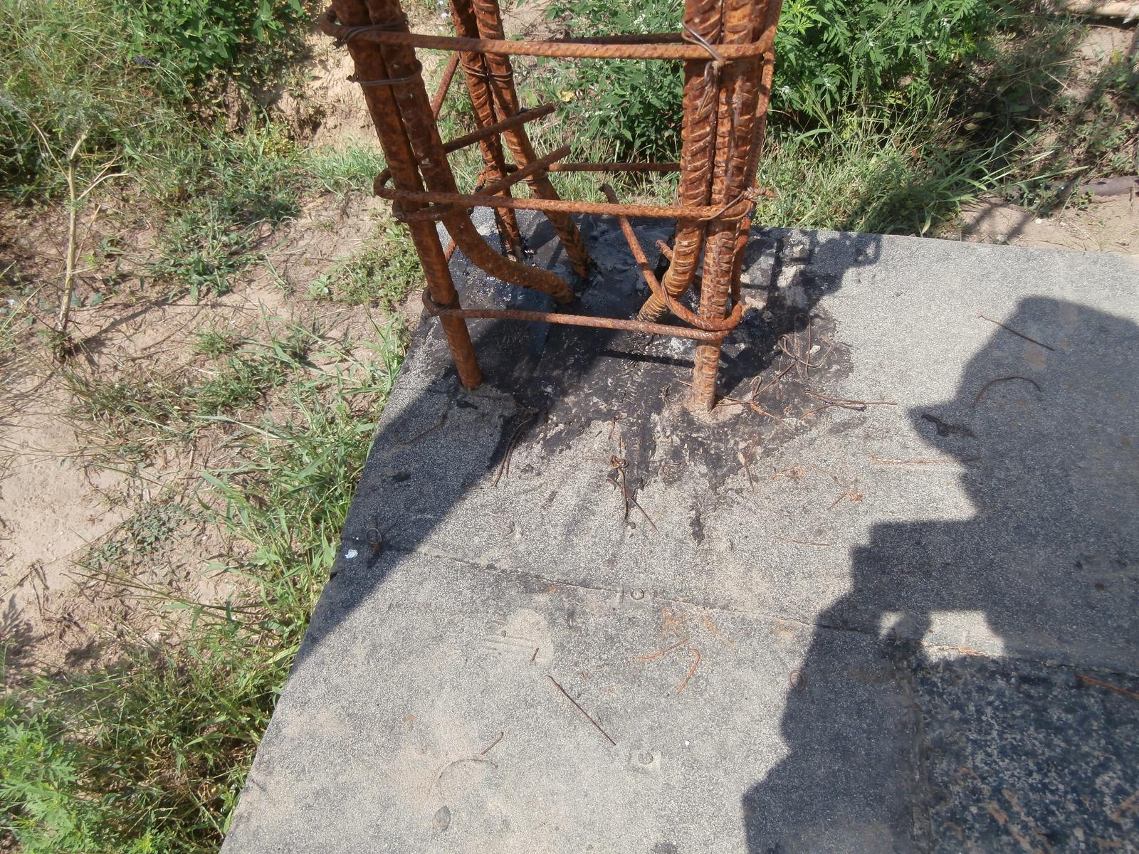 Bungalov z vápenno pieskových tvárnic(VPC) od Kalksandsteinu - HI pod stlpom :)