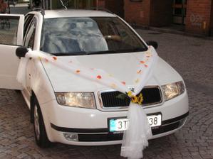 moje autínko