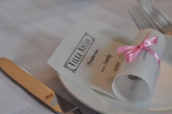 A dnes už aj predbežne svadobné menu zajednané ✅