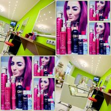"O uces a make up sa postara ""Maria Kiskova - hairstylist & make-up artist"" :-)"