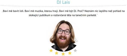 Vybrano z weddingDJs.cz