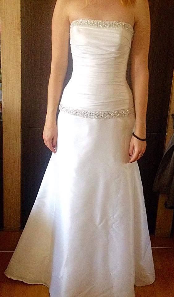 f3c6f54dcd24 Saty z aliexpress  ) - - Svadobné šaty