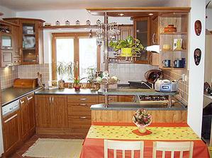 Tak takáto kuchyńa by sa mi páčila :-))
