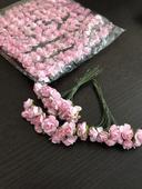 Růžičky na drátku - červené, růžové,fialové a bílé,