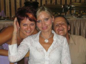 S Kačenkou a Lubou