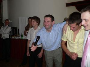 karaoke cesti chlapi:))r
