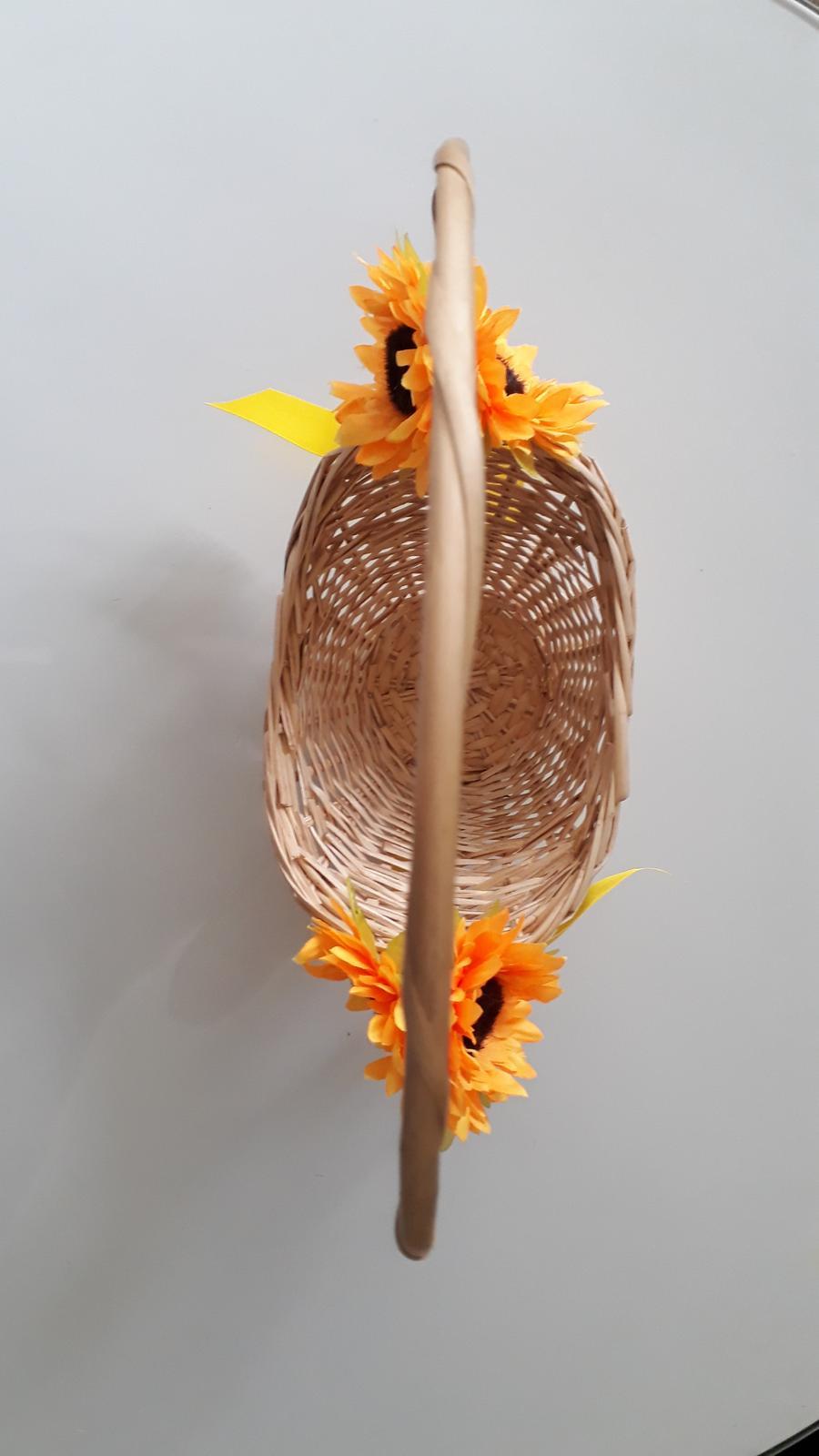 Košíček pro družičku - Obrázek č. 1