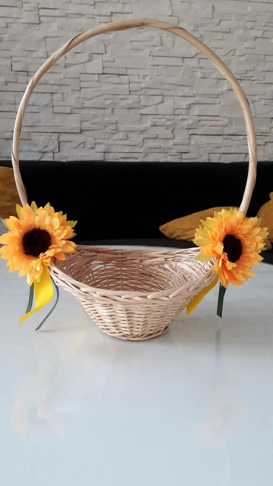 Košíček pro družičku - Obrázek č. 2