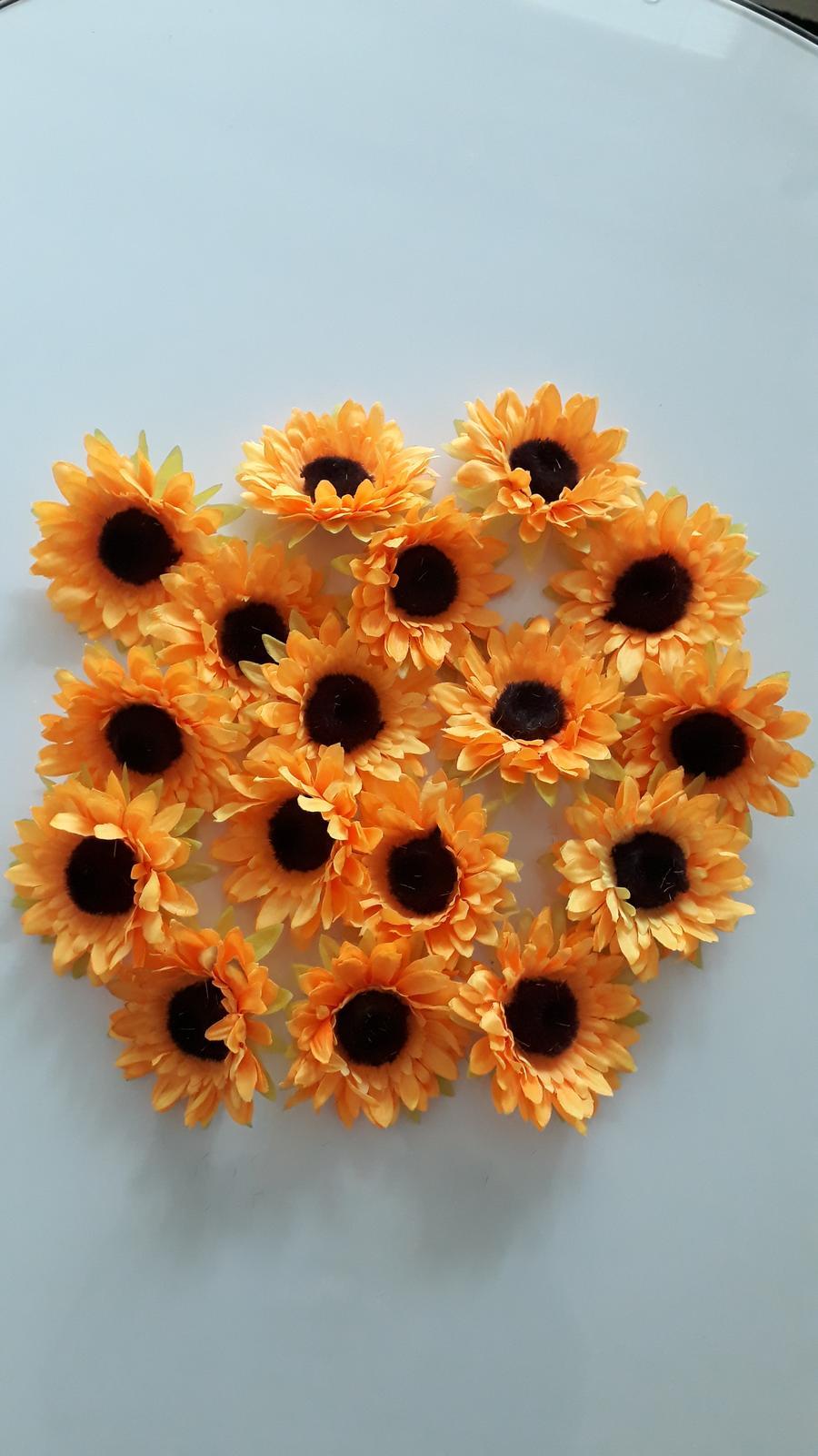 Slunečnice 17ks - Obrázek č. 1