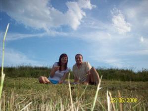 my dva na pikniku