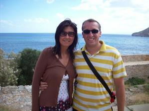 svatební cesta na Krétě