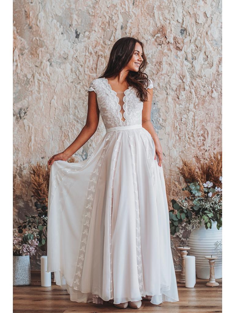 svatební šaty MiaBella - Obrázek č. 1