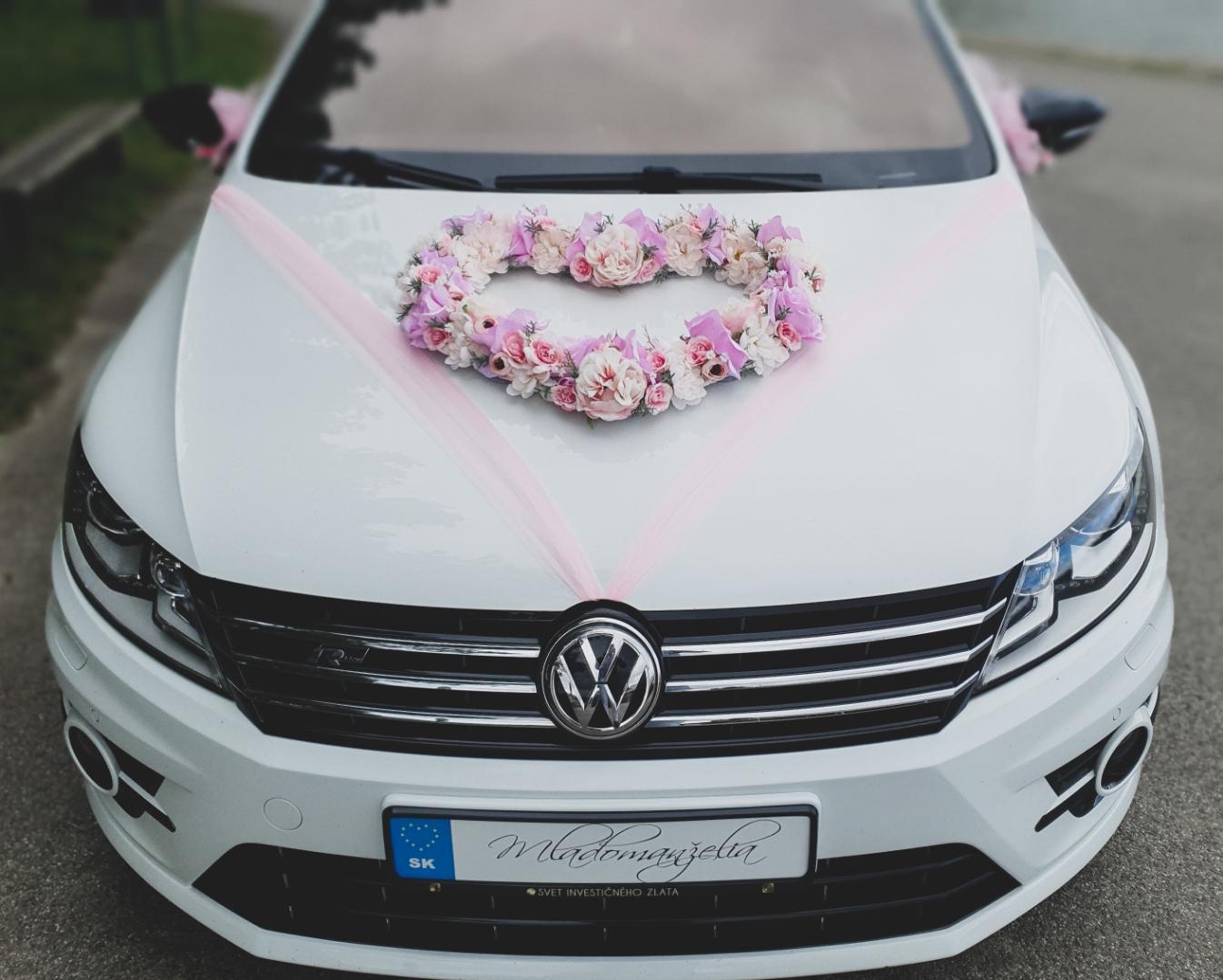 Svadobné auto na prenájom - Obrázok č. 1