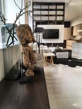 Styling studia HANÁK - interior concept, Klimentská Praha 1.