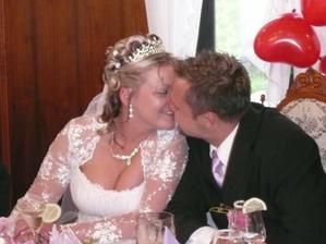 konec pohádky :) pouze svatebního dne :)