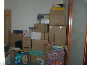 úspešné presťahovanie museli sme starý byt uvolniť novému majitelovi
