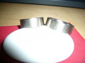 naše titanové prstýnky