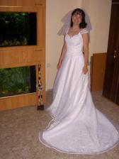 V neděli večer jsem si naposledy oblékla šaty:o)