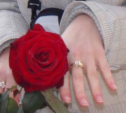 Snubny prstienok