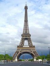 """Tu sa to zacalo, na samom vrchu """"ajfelky"""" :) Pariz"""