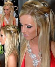 pani ktorá vytvára tieto krásne účesy a make-up,bude aj mňa skrášlovať v deň mojej svadby :DD
