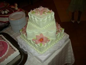 moja nejlepšia a najkrajšia torta