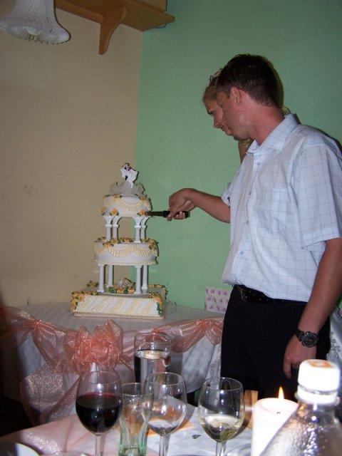 Dana{{_AND_}}Peter - nasa torta