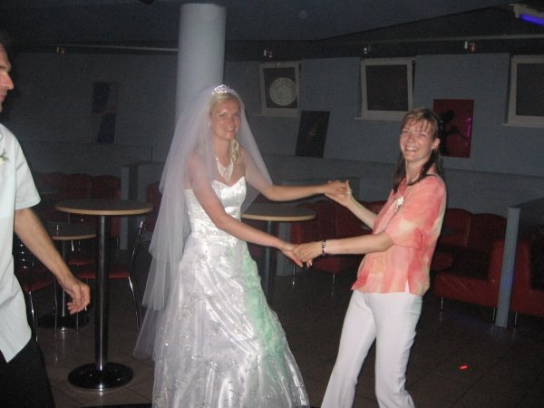 Dana{{_AND_}}Peter - na diskoteke so sestrou