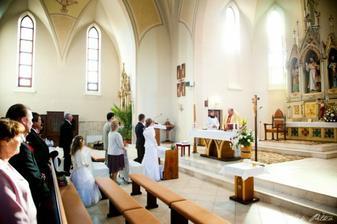 tak v tomto kostoliku bude svadbicka