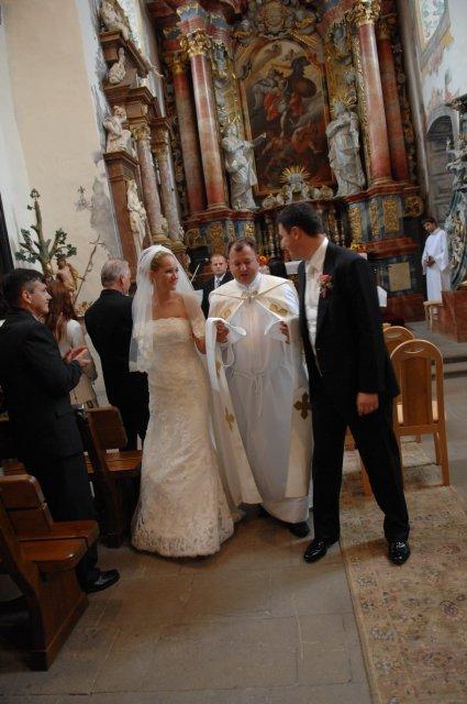 Saška a Peťko - detaily našej svadby - Obrázok č. 24