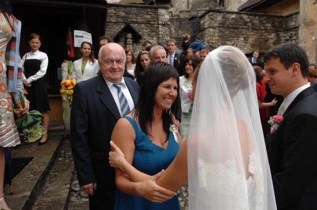 Saška a Peťko - detaily našej svadby - Obrázok č. 28
