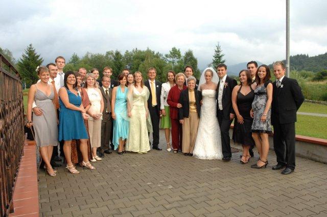 Saška a Peťko - detaily našej svadby - Obrázok č. 33