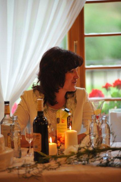 Saška a Peťko - detaily našej svadby - moja maminka