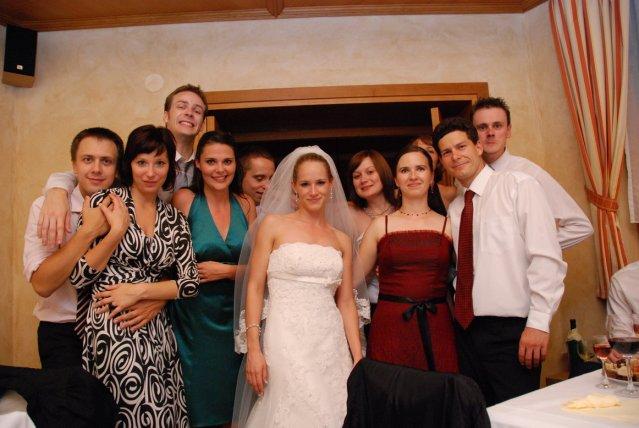 Saška a Peťko - detaily našej svadby - Obrázok č. 60
