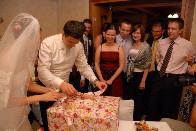 Saška a Peťko - detaily našej svadby - Obrázok č. 65