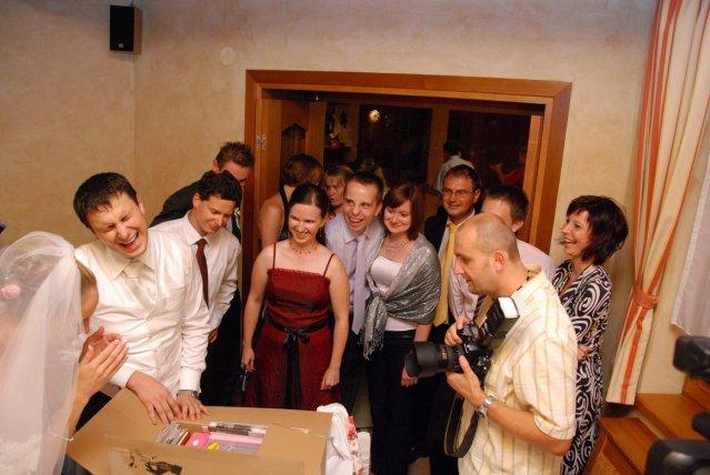 Saška a Peťko - detaily našej svadby - Obrázok č. 67
