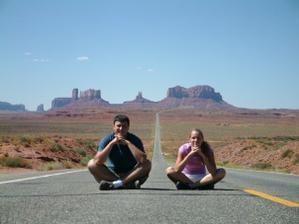 Naša svadobna cesta_potulky po zapadnom USA