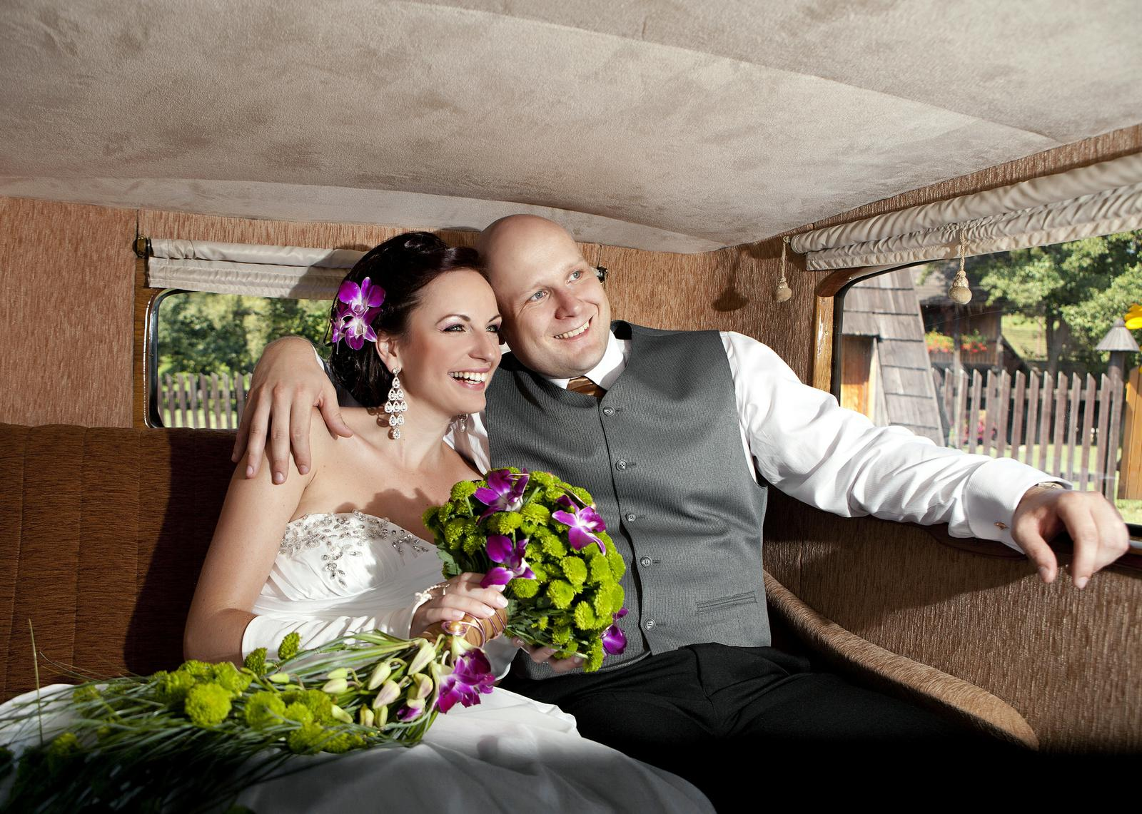 Svadba M&M 2.9.2012 - Obrázok č. 1