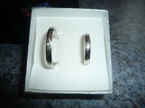 snubní prsteny,dnes koupené