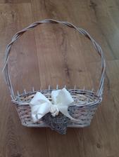Košíček pro družičky